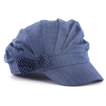Fashion Jeans Children Kids Hats for Girls